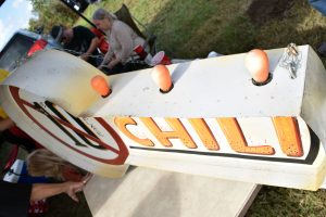 The 12th Dam Chili Festival took place November 12, 2016 in Martindale,TX.
