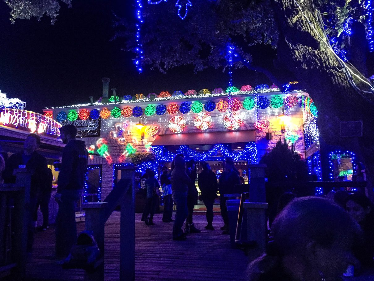 Carthage Christmas Lights