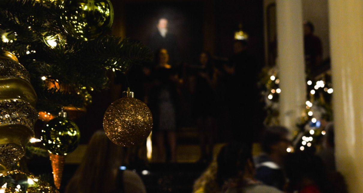 driskill ornaments